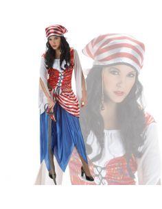 Disfraz para mujer Bucanero Tienda de disfraces online - venta disfraces