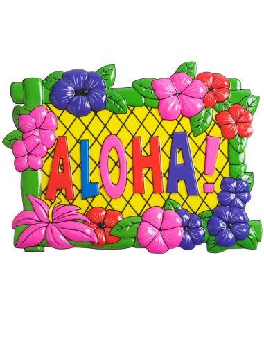 Decoración Fiesta Hawaiana