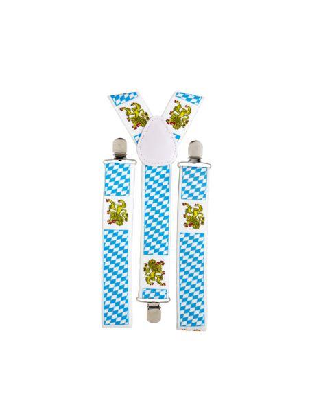 Tirantes Bávaros para tirolés Tienda de disfraces online - venta disfraces