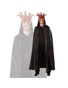 Capa Veneciana en negro Tienda de disfraces online - venta disfraces