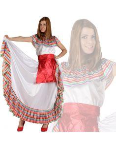 Disfraz Mejicana para mujer Tienda de disfraces online - venta disfraces