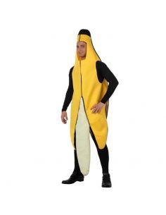 Disfraz de Plátano adulto Tienda de disfraces online - venta disfraces