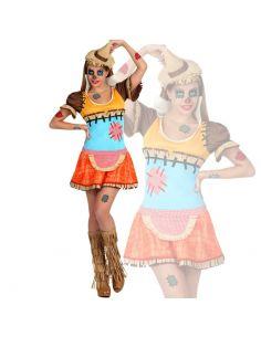 Disfraz de Espantapajaros Sexy adulto Tienda de disfraces online - venta disfraces