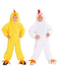 Disfraz de Pollito Fuzzy infantil Tienda de disfraces online - venta disfraces