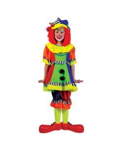 Disfraz Payasa para niña Tienda de disfraces online - venta disfraces