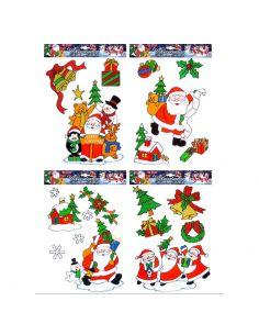 Pegatinas Navidad Papa Noel Tienda de disfraces online - venta disfraces