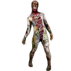 Disfraz Monstruo 100 ojos y 100 caras Morphsuit adulto Tienda de disfraces online - venta disfraces
