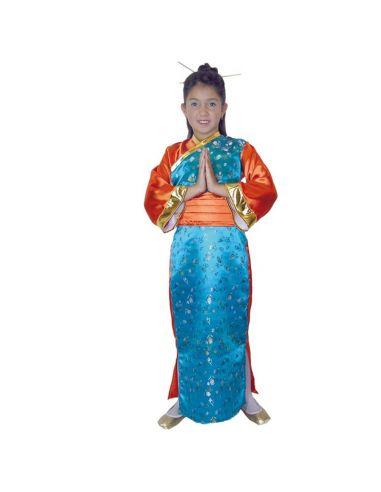 Disfraz Geisha Para Niña Tienda De Disfraces Online Envios 24 H