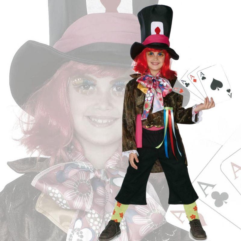 baeeffaab1388 Disfraz Sombrerero infantil