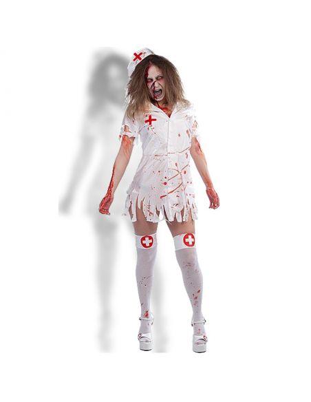 Disfraz de Enfermera Zombie Tienda de disfraces online - venta disfraces