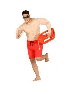 Disfraz Socorrista Musculoso Adulto Tienda de disfraces online - venta disfraces