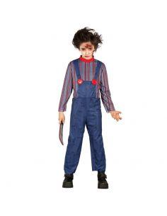 Disfraz Muñeco Diabólico para infantil Tienda de disfraces online - venta disfraces
