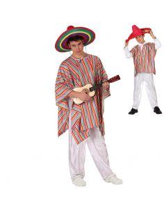 Disfraz Mejicano para hombre Tienda de disfraces online - venta disfraces