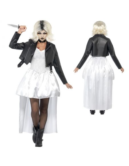 Disfraz Novia de Chucky Tienda de disfraces online - venta disfraces