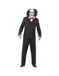 Disfraz Saw Jigsaw para adulto Tienda de disfraces online - venta disfraces
