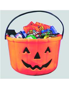 Cesta Calabaza para Halloween Tienda de disfraces online - venta disfraces