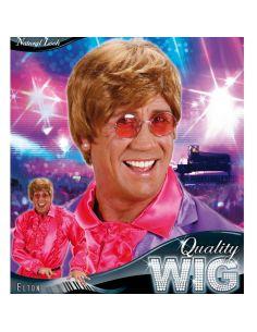 Peluca Pop Elton