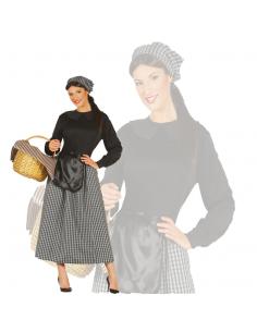 Disfraz de Castañera Adulta Tienda de disfraces online - venta disfraces