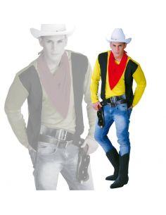 Camisa Lucky Luke Tienda de disfraces online - venta disfraces