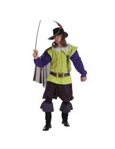 Disfraz de Mosquetero Real  Tienda de disfraces online - venta disfraces