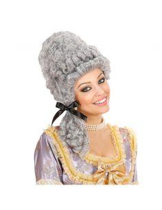 Peluca de Epoca Versalles Tienda de disfraces online - venta disfraces
