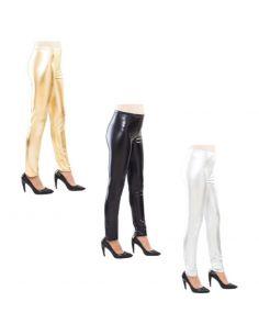 Leggins acabado metálico  Tienda de disfraces online - venta disfraces