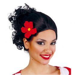 Peluca Dama Española