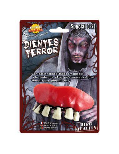 Dientes de Zombie Tienda de disfraces online - venta disfraces