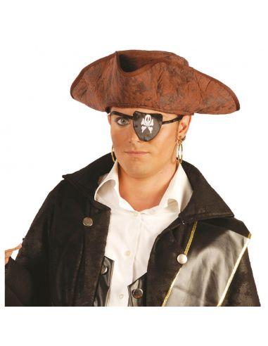 Sombrero de Pirata Hombre Tienda de disfraces online - venta disfraces