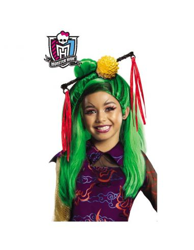 Peluca Jinafire Long infantil Tienda de disfraces online - venta disfraces