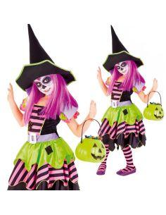 Disfraz Brujita del Bosque infantil Tienda de disfraces online - venta disfraces