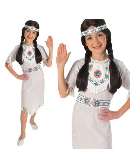 Disfraz de Princesa India Infantil Tienda de disfraces online - venta disfraces