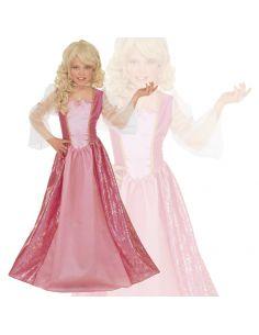 Disfraz Princesa Bárbara con Glamour para niña Tienda de disfraces online - venta disfraces