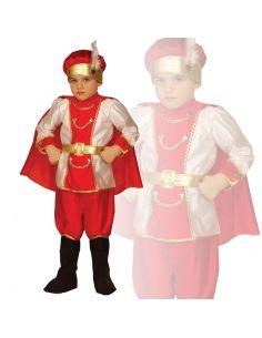 Disfraz Príncipe de las Nieves infantil
