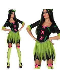 Disfraz Monstruo Frankenstein para mujer Tienda de disfraces online - venta disfraces