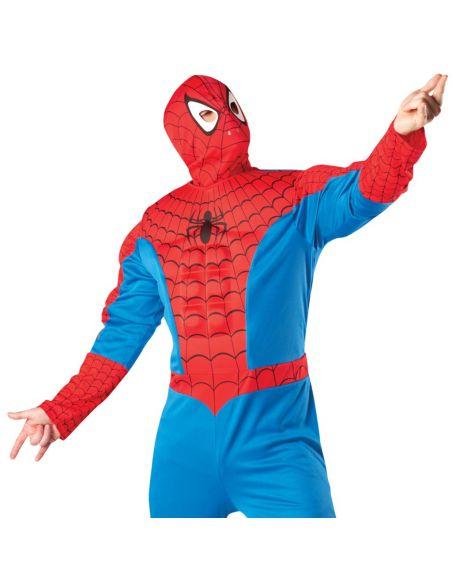 Disfraz Spiderman Musculoso Adulto Tienda de disfraces online - venta disfraces