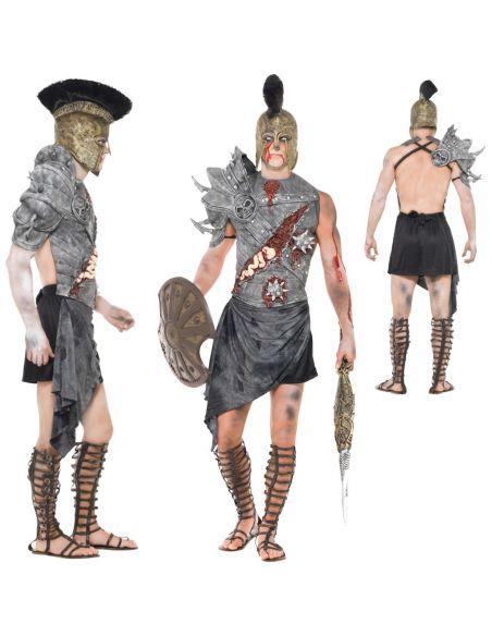 Disfraz de Gladiador Zombie Tienda de disfraces online - venta disfraces