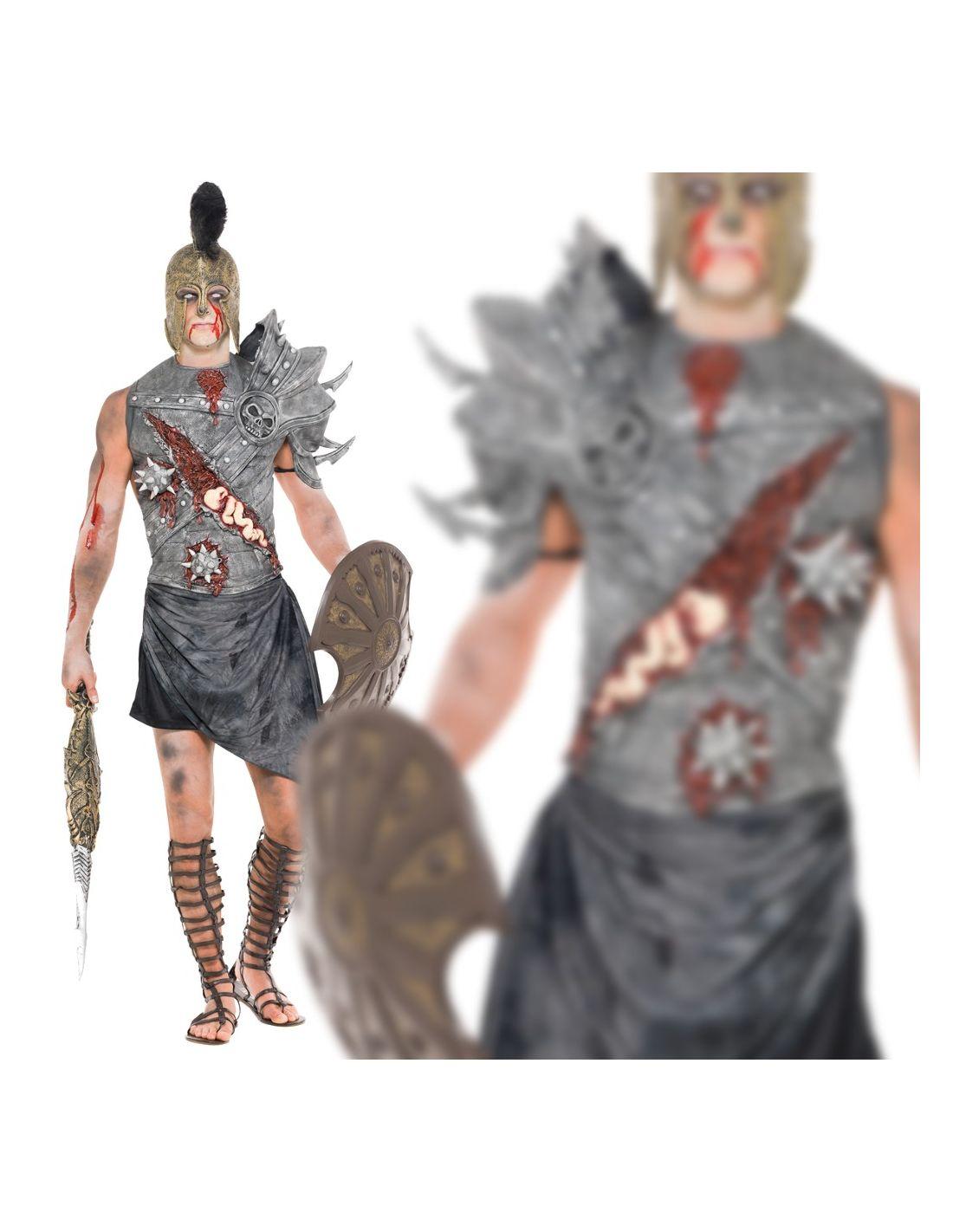 Disfraz de Gladiador Zombie  Disfraz de Gladiador Zombie e74a2fe274a8