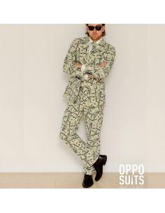 Traje Billetes Dollar para Hombre Tienda de disfraces online - venta disfraces