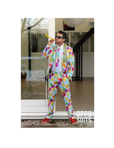 Traje de globos para hombre Tienda de disfraces online - venta disfraces