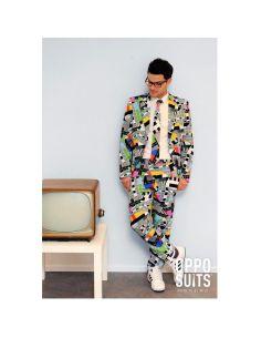 Traje señal de televisión para hombre Tienda de disfraces online - venta disfraces