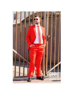 Traje rojo para hombre Tienda de disfraces online - venta disfraces