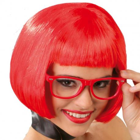 Peluca roja  Tienda de disfraces online - venta disfraces