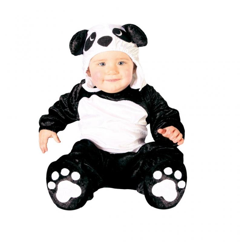 Disfraz oso panda para bebe mercadisfraces - Disfraces para bebes de un ano ...