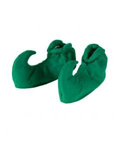 Cubre Zapatos Elfo Verdes Tienda de disfraces online - venta disfraces