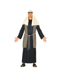 Disfraz Pastor Hebreo Azul