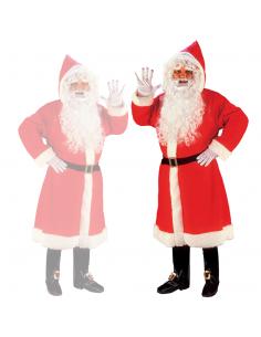 Disfraz Abrigo de Papa Noel Tienda de disfraces online - venta disfraces