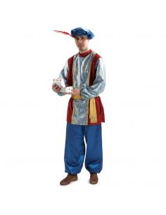Disfraz de Paje Gaspar para Adulto Tienda de disfraces online - venta disfraces