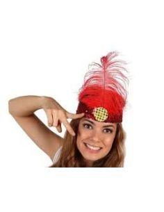 Cinta pluma Charleston Tienda de disfraces online - venta disfraces