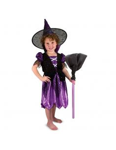Disfraz para bruja infantil Tienda de disfraces online - venta disfraces